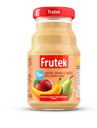 Frutek juices Apple Pear Banana