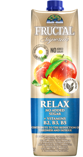 Fructal Superior Relax